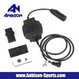 Anbison-Sports Ztac Style Wireless Ptt for Ztac Headset