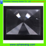 Optical Fresnel Lens for Solar Energy Application