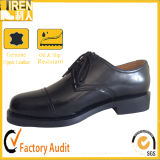 South Africa Cow Leather Uniform Shoes