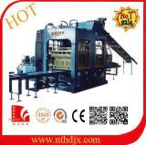 Qt12-15 Automatic Hollow Interlocking Brick Machine/Cement Brick Make Machine