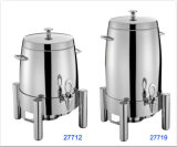 Deluxe Stainless Steel Coffee Urn Dispenser for Buffet&Restaurant (27712/27719)