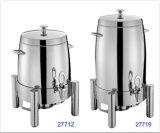 Deluxe Stainless Steel Coffee Urn Dispenser for Buffet&Restaurant (27712/27719)