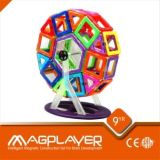Popular 3D Intelligent Toys Magformers Construction Puzzle