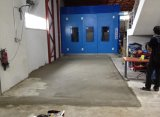 Car Spray Booth (CE, 2 years warranty time)