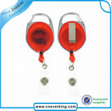 Popular Wholesale New Design Small Plastic Retractable Reels