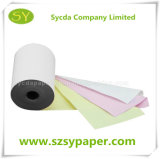 3ply Carbonless Copy Paper Roll 70GSM