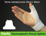 Thermoplastic Splints - Thumb Immobilization Precut Splint