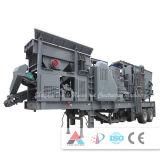 Wheel Type Mobile Crusher Plant