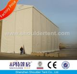 Flame Resistance Large Aluminium Frame Tent Structure for Industrial Warehouse