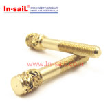 Brass Thumb Screw with Thread Bolt
