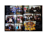 Colorful School Yearbook Printing Service (jhy-051)
