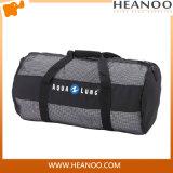 Bag Manufacturer Sports Mesh Travel Duffle Gym Bag