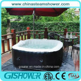Foldable Square Air Bubble SPA Tub (pH050013)