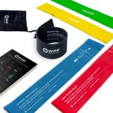 Popular Size Ballet Stretch Band for Dance Training Exercise