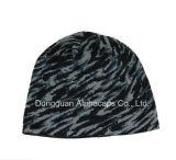 Camoflague Printing Winter Knitting Beanie Hat Cap