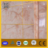 Hot Sell Polished Crema Marfil Artificial Marble Slab Price