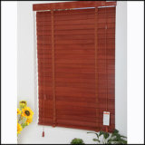 50mm Ladder String Wand Tilt with Wood Venetain Blinds