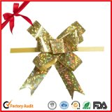 Wholesale Christmas Pull Bow Ribbon Flower for Gift Wrap