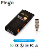 Hottest Selling Bvc Coils Aspire Nautilus with 1.6/1.8ohm Resistance