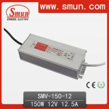 150W 12VDC 12.5A Waterproof Switching Power Supply LED Driver IP67