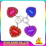 Promote Items Gift Custom Christmas Cartoon Soft PVC Photo Frames