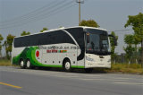 Professional Supply Long Coach Luxury Tourist Bus City Bus of 6 Wheels
