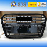 Black Auto Car Front Grille (Chromed Logo) for Audi S6 2013""