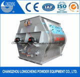 Double Shaft Agravic Mixer Machine for Powder Mixing