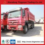 10 Wheels HOWO Dump Truck/Tipper Truck