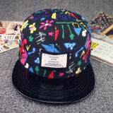 Leather Snapback Blank Hats Custom