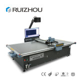 CNC Cutting Machine with Projector for Genuine Leather Products