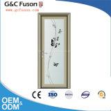 Factory Powder Coating Aluminum Casement Door in Foshan