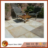 Block/Cube/Cobble/Kerbstone/Basalt Beige/Grey/Golden/Green Granite Paving Stone for Garden/Outdoor Rustic Tile