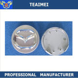 ABS Chrome Silver Car Logo Wheel Hub Caps For MAZDA