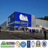 Modular Commercial Housing Steel Structure Shopping Centres