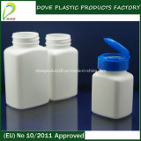 50ml HDPE Plastic Medicine Bottle with Flip Top Cap