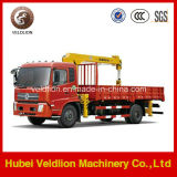 Dongfeng New 5tons Hydraulic Truck Crane