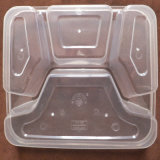 Ly Disposable Plastic Food Container with 3 Sets