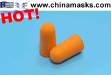 Disposable Safety High Quality PU Earplug with CE