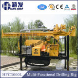Hfc3000L Multifunctional Dual Power Drilling Machine