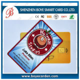 Most Popular Contact IC Card with Chip Sle4442 Sle4428