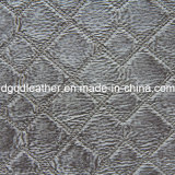 Fashion Quilting Decoration Furniture Leather (QDL-51373)