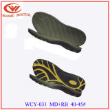 2016 The Best Popular Outsole Men Sandals Sole for Making Shoes