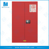 Red Color Combustible Liquid Storage Cabinet