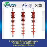 High Voltage Polymer/Polymeric/Composite Suspension Long Rod Insulator