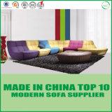 European Classical Modern Leisure Fabric Sofa Set