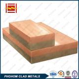 Bimetal Clad Materials Used in Oil Gas/Petrochemical/Pressure Vessel