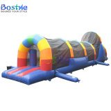 Kids Obstacle Course Inflatable Bouncer Obsctale
