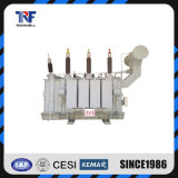 110kv Series Power Transformer/Oil Immersed on-Load Regulation Power Transformer