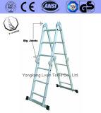 High Quality Multi-Purpose Aluminium Ladder (Big Hinge)
